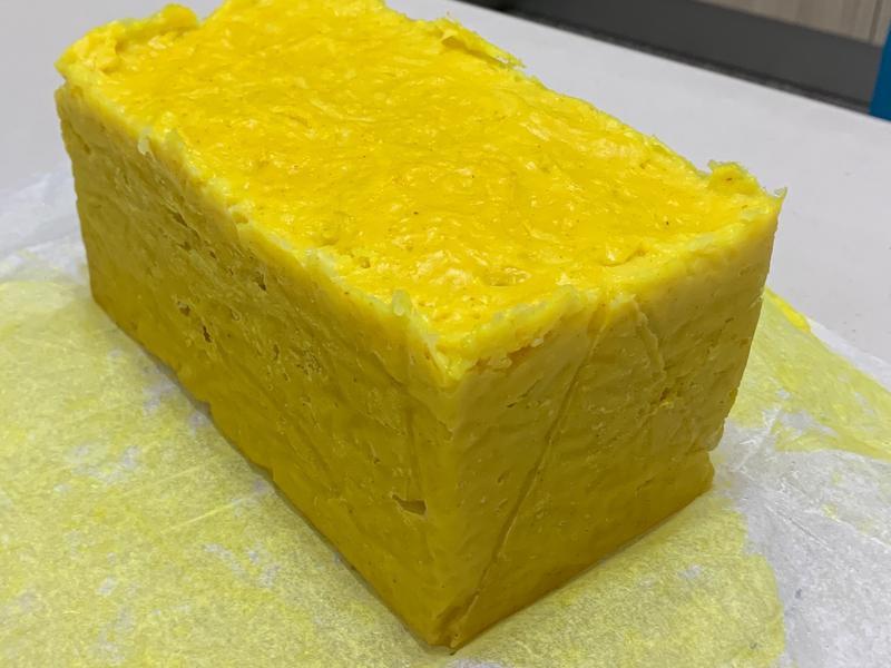 金磚蘿蔔糕