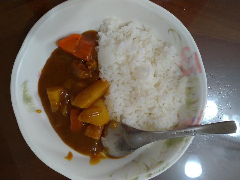 日式咖喱飯
