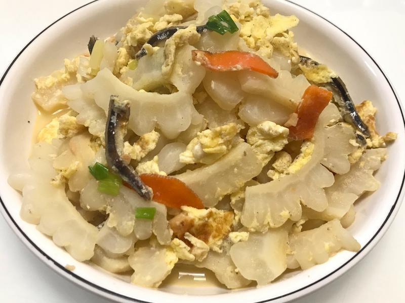 👩🏻🍳苦瓜炒蛋-簡易家常菜