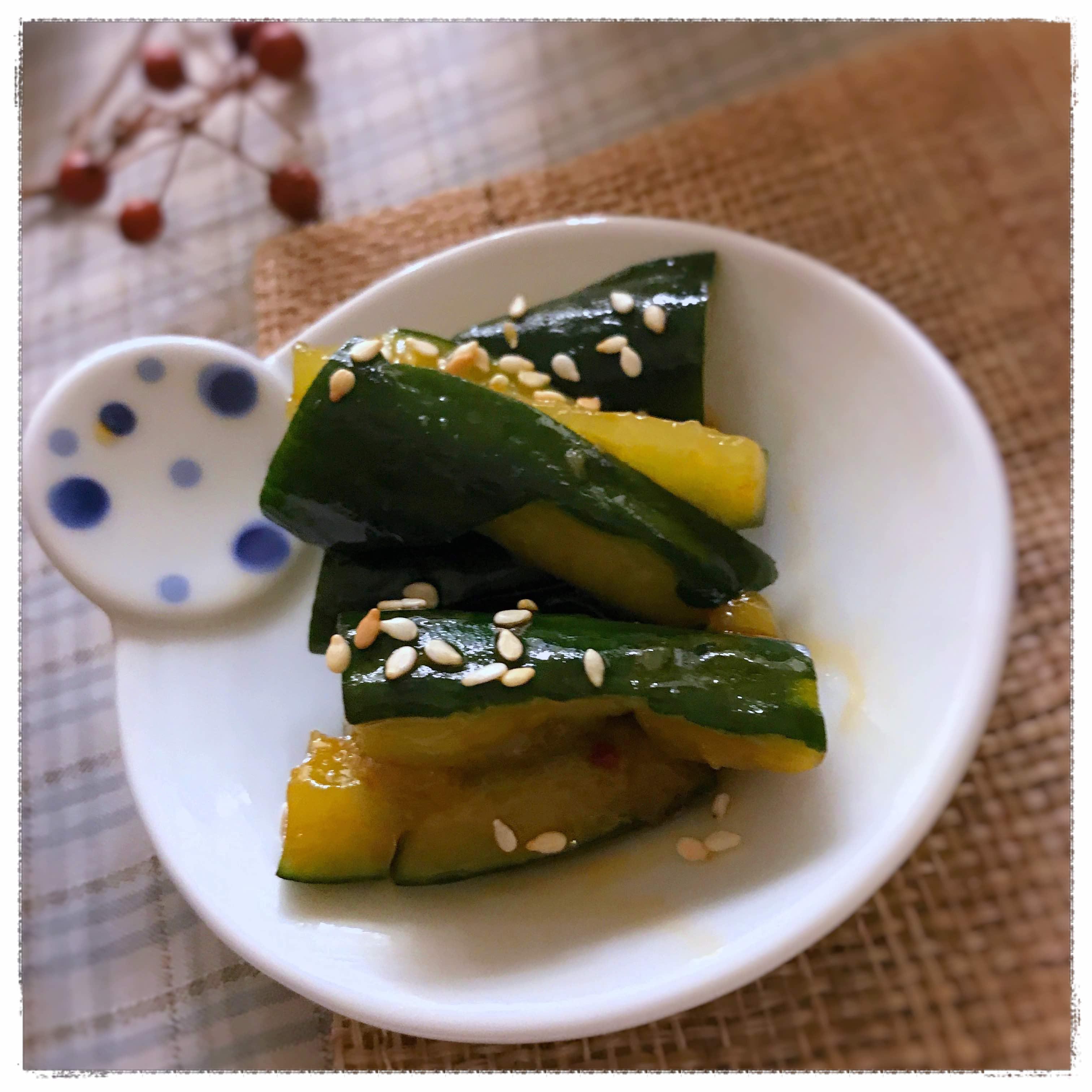 【日式副菜】淺漬脆瓜