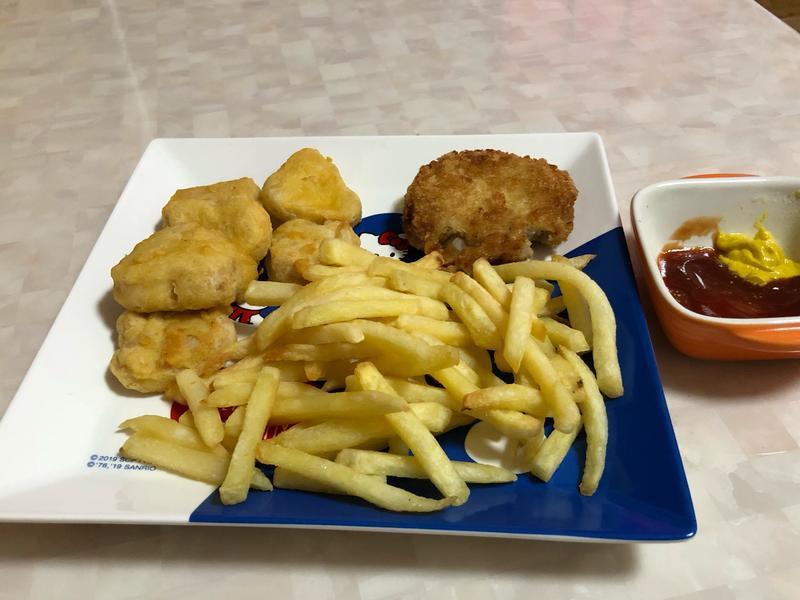 無油薯條雞塊—arline氣炸鍋