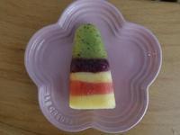 彩虹水果雪條 (無添加糖)