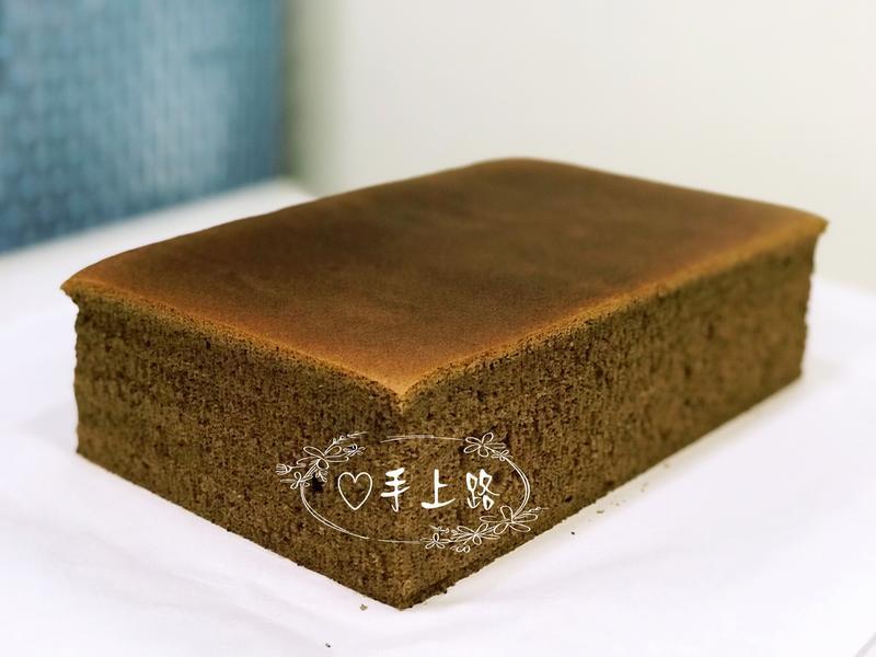 濃厚伯爵蜂蜜蛋糕(木框、分蛋法)