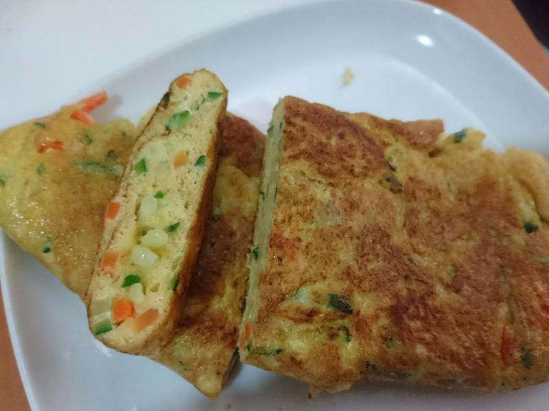 小黃瓜煎餅 (生酮/低醣)