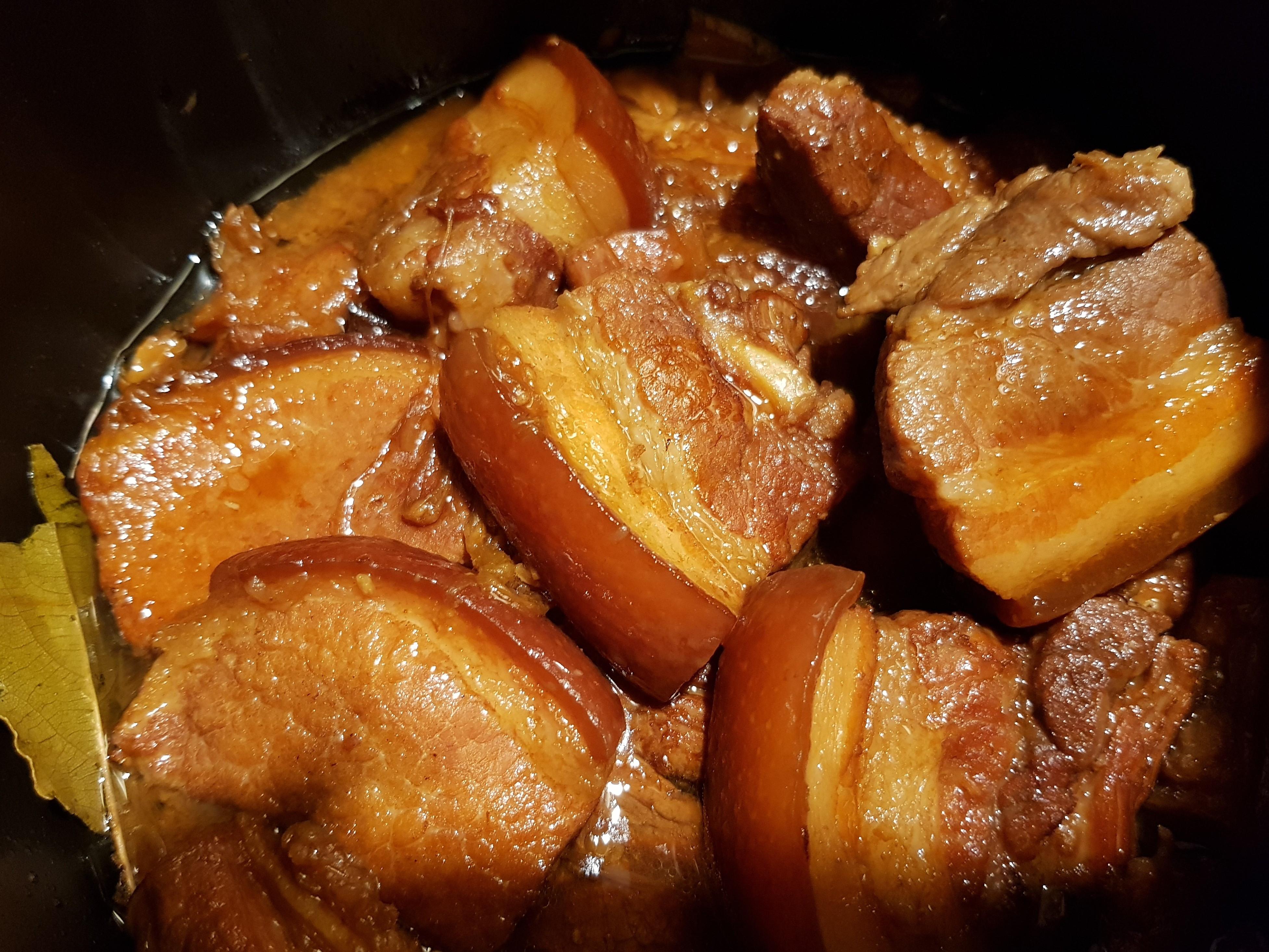 紅燒滷肉(五花肉)