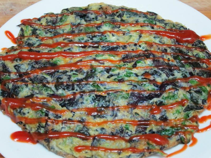紅鳳菜烘蛋
