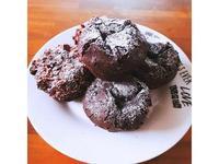 簡單快速的巧克力小蛋糕