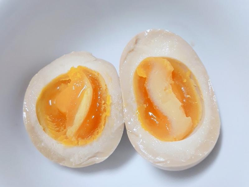 不用圖釘的糖心蛋(*^ω^*)