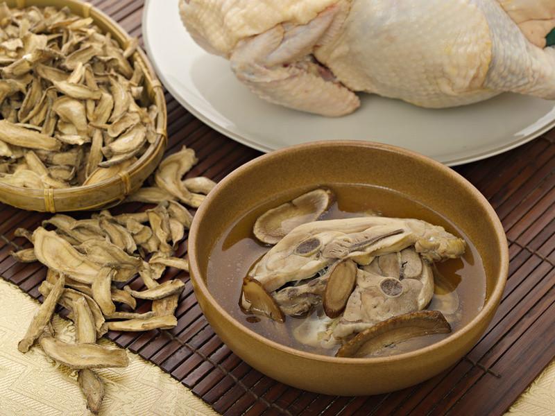 【四季江戶味之秋季料理】超簡單牛蒡雞湯