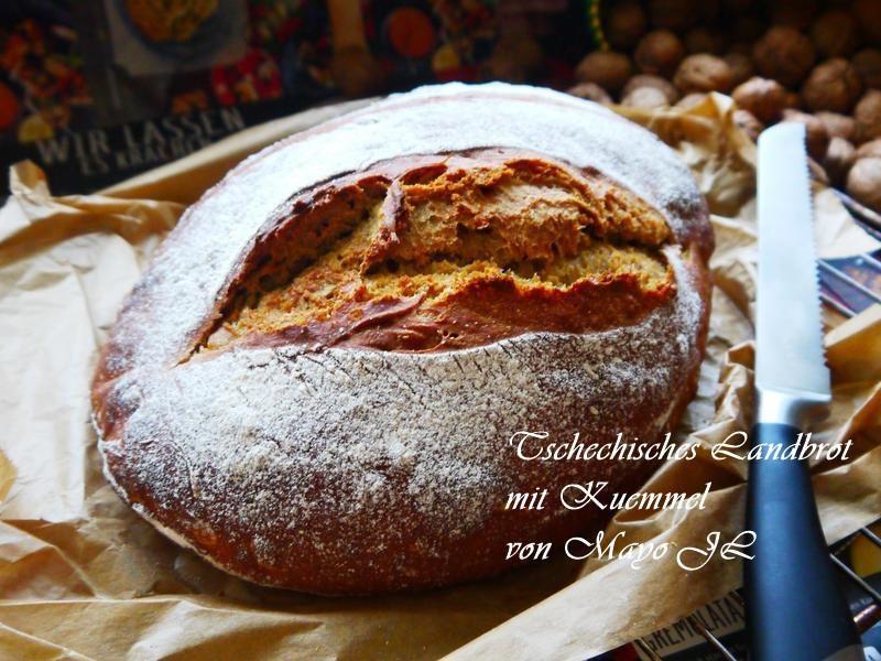 捷克 鄉村麵包