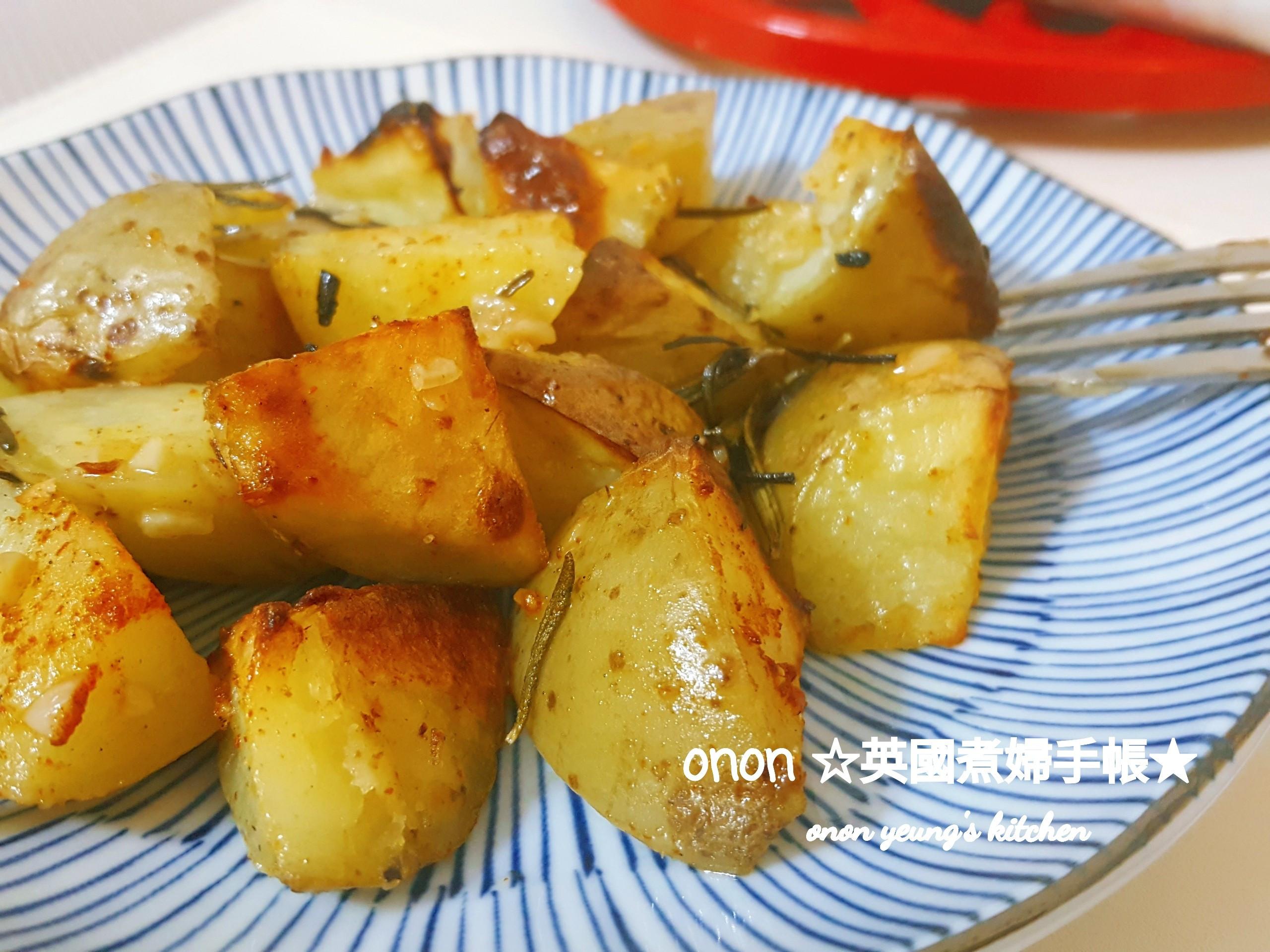 假日烤焗馬鈴薯 簡單✌️新手烤箱家常料理