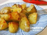 假日烤焗馬鈴薯 超簡單✌️新手烤箱料理