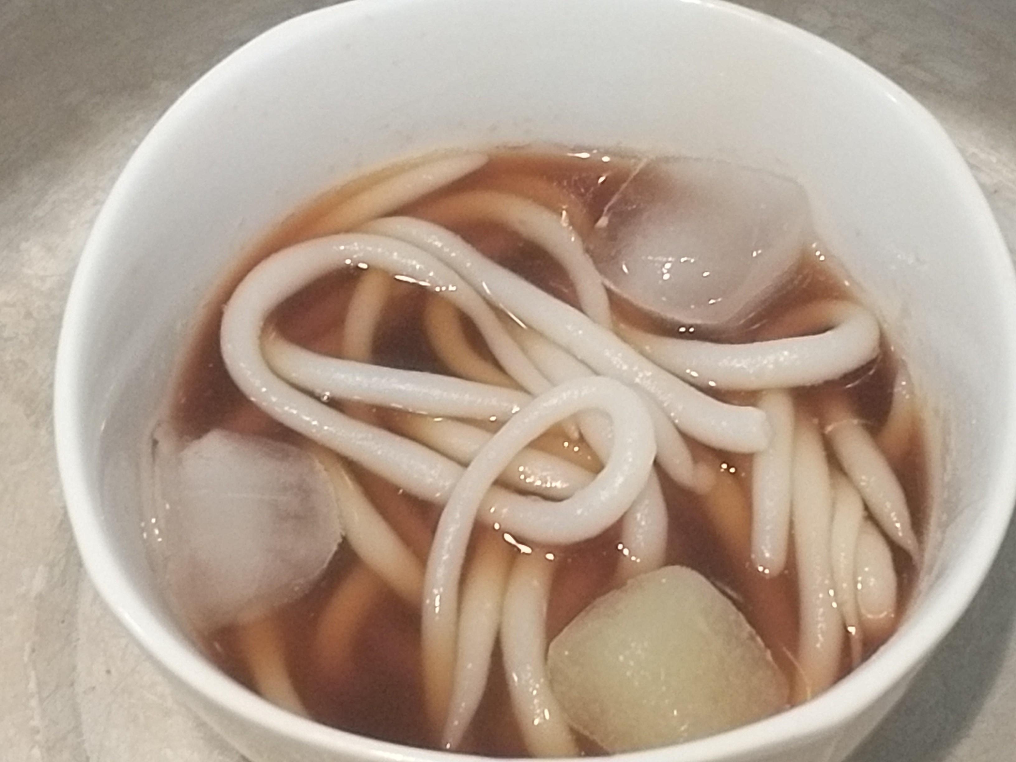 米苔目diy(沖熱水不煮米糊)