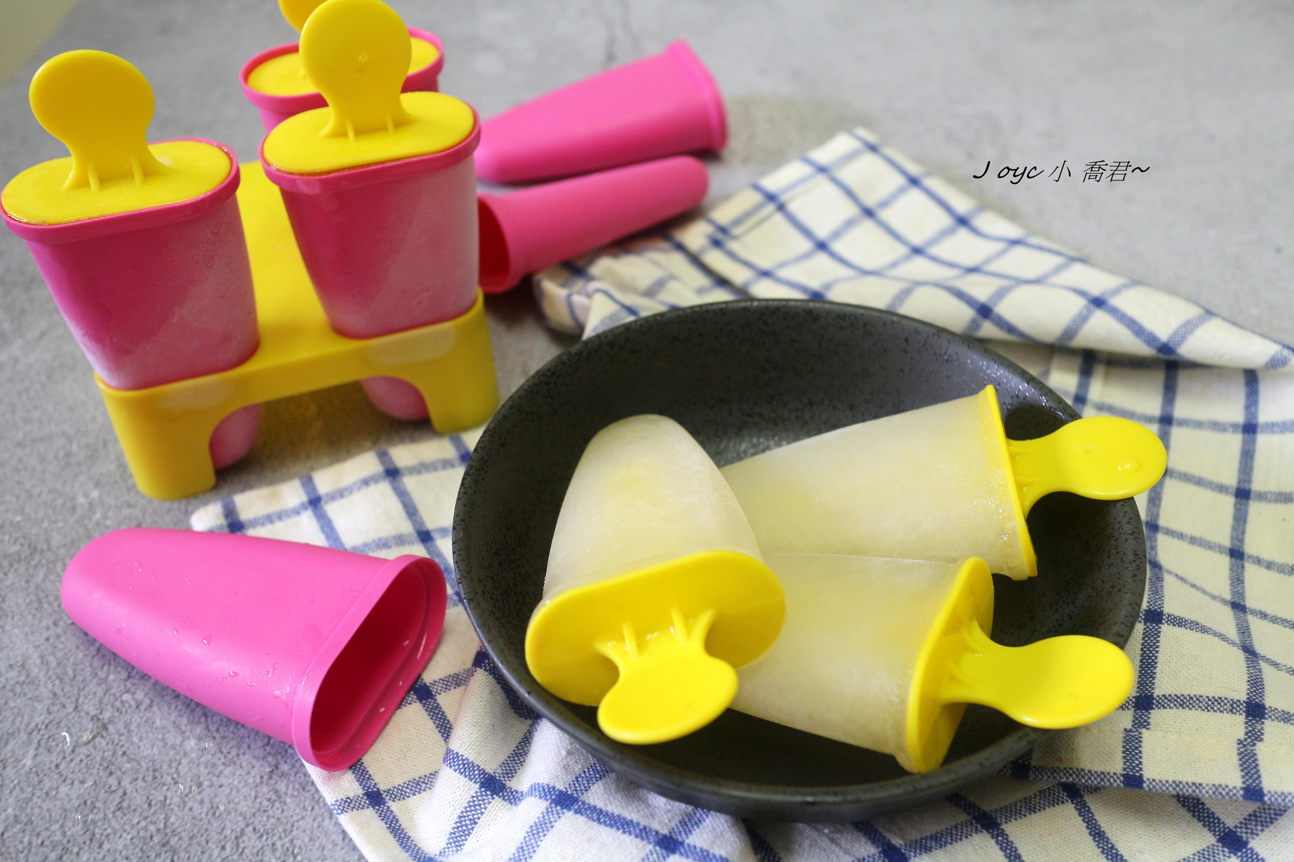 香檬清冰棒