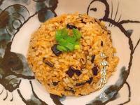麻油菇菇炒飯