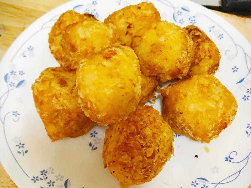 黃金脆薯雞肉球(2019.R201)