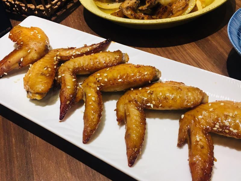 敘敘苑醬烤雞翅
