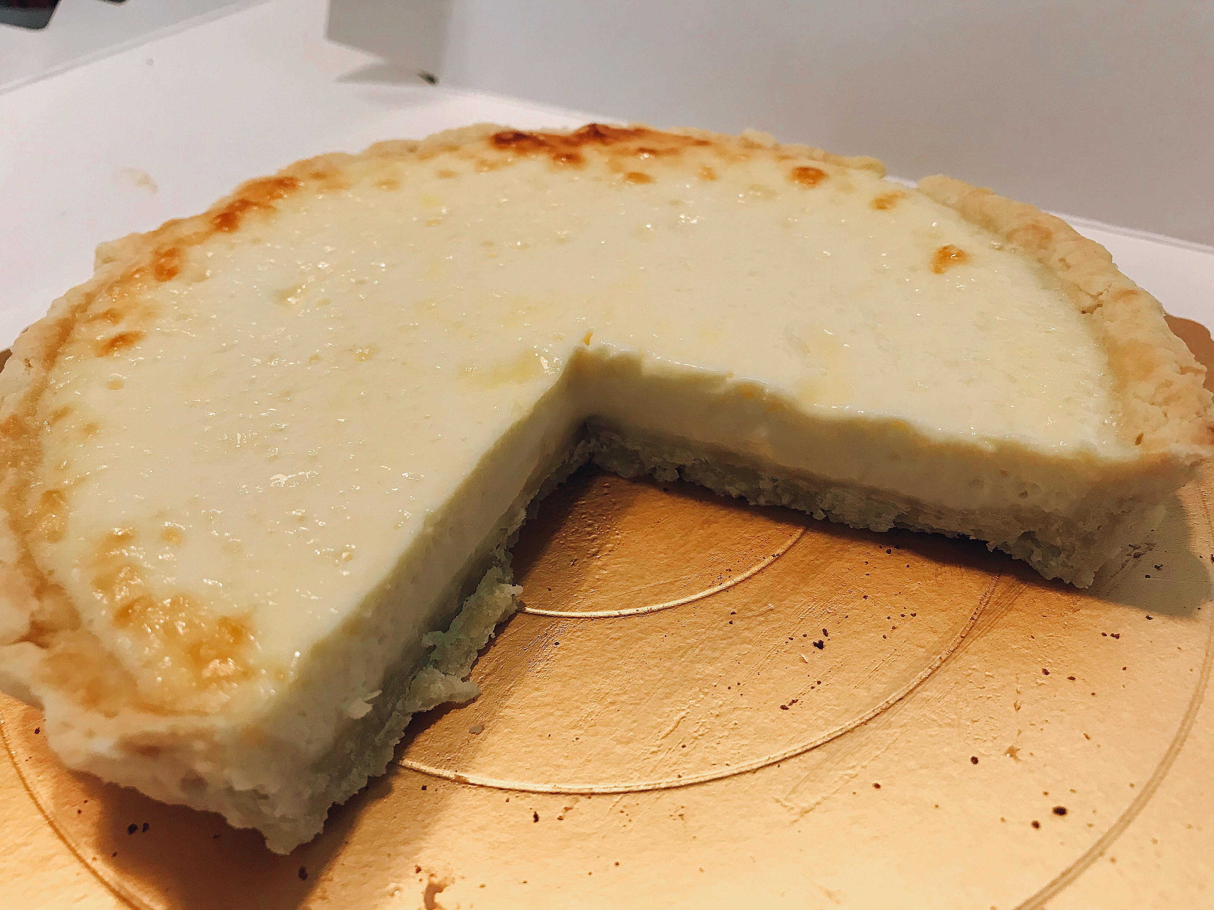 半熟乳酪塔