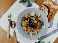 叻沙海鮮義大利麵