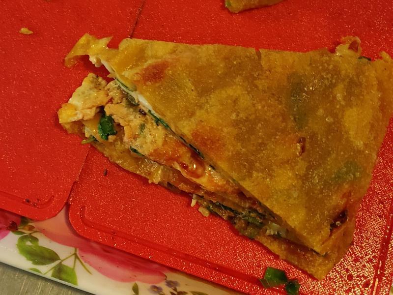 蔥油餅(薄)