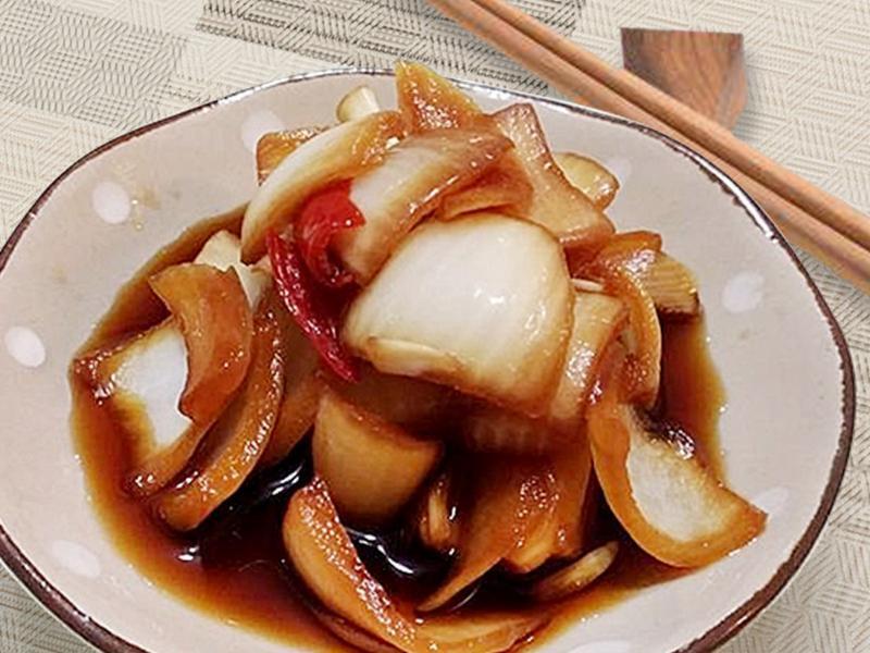 【厚生廚房】醬醃洋蔥