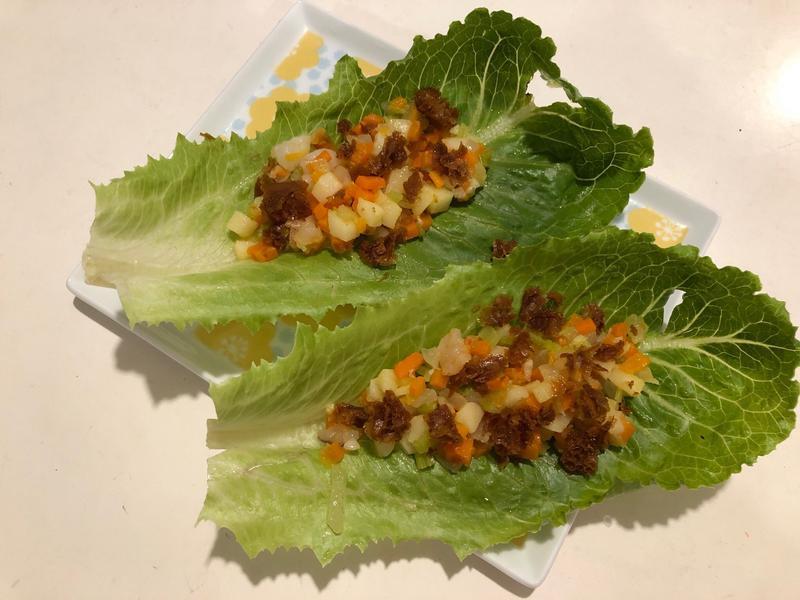 生菜蝦鬆🥬