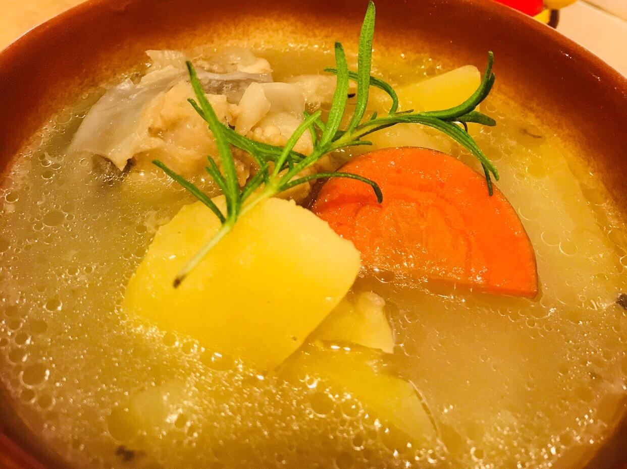 青木瓜大骨燉湯