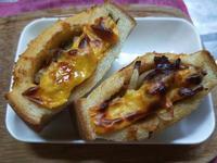 氣炸出美食-洋蔥燒肉口袋吐司