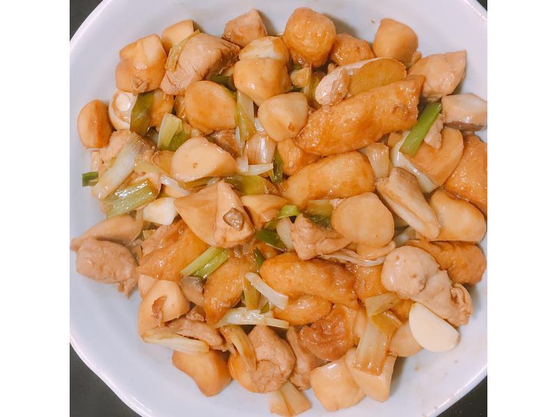 「超下飯」三杯杏鮑菇