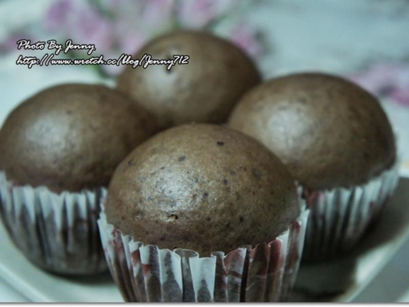 巧克力芙蓉糕