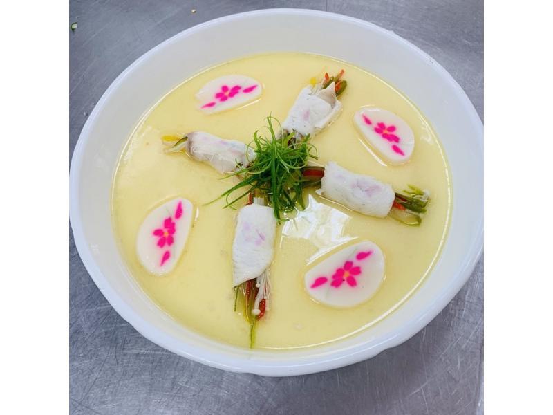 日式芙蓉魚卷