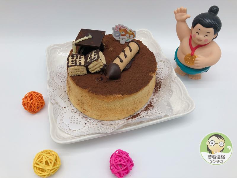 金榜題名優格蛋糕