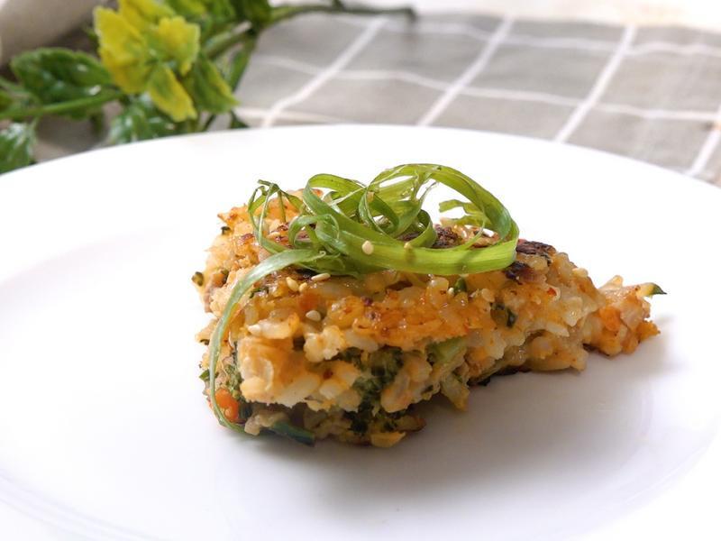 韓式煎米餅