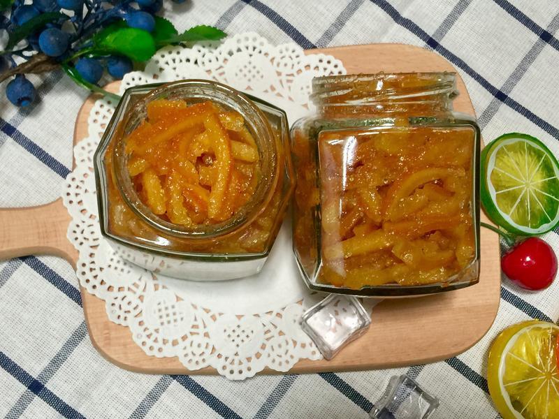 美麗。林手作 蜜橙皮+香橙果醬🍊🍊