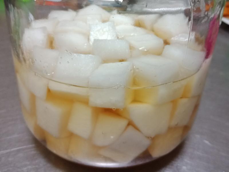 韓式 水蘿蔔