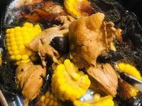 養身黑蒜頭燉雞湯(增加抵抗力)