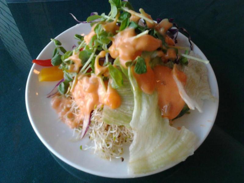 家常宴廚房-蔬菜沙拉