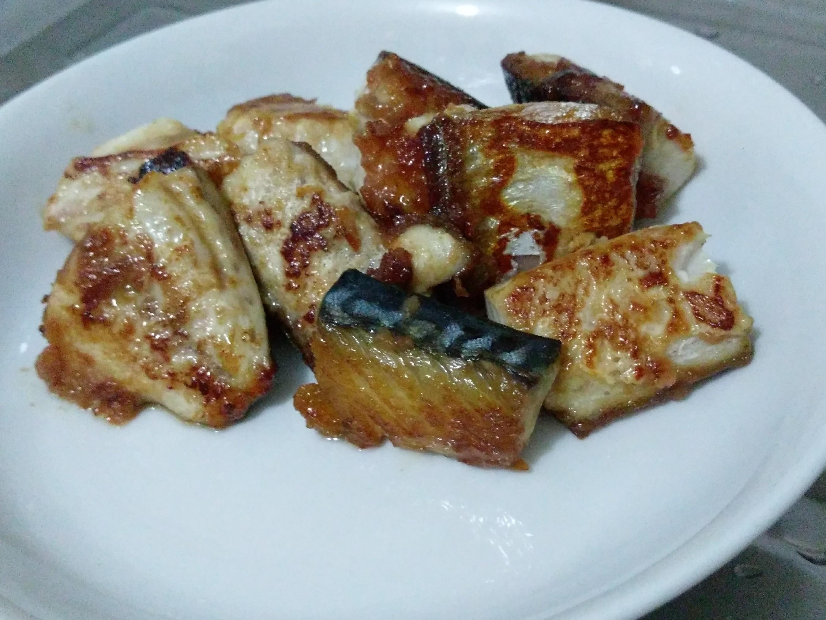 梅子鯖魚(附起骨方法)
