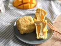 芒果可麗餅大福 【免烤箱、免模具】