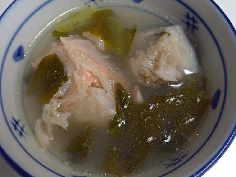 泰式酸魚頭湯