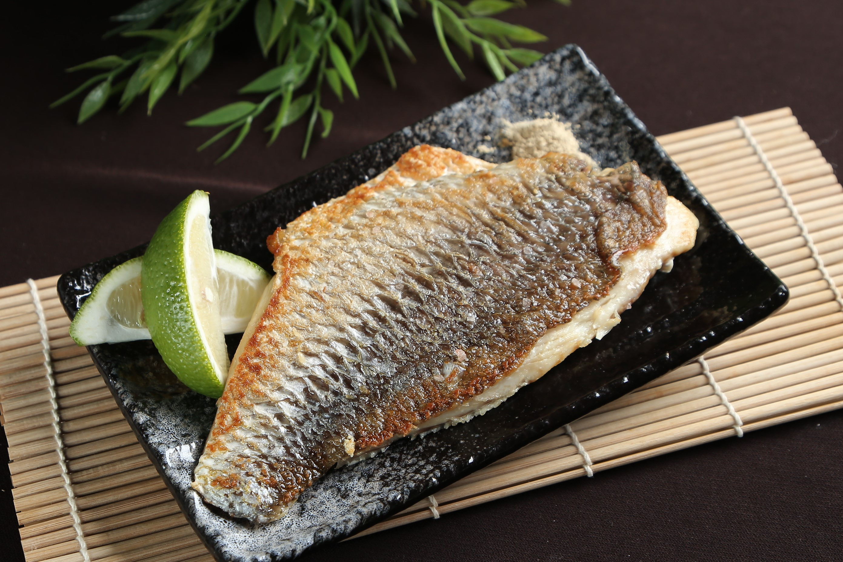 多汁不黏鍋,香煎台牙魚魚排