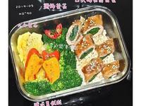 日式梅花肉捲韭菜