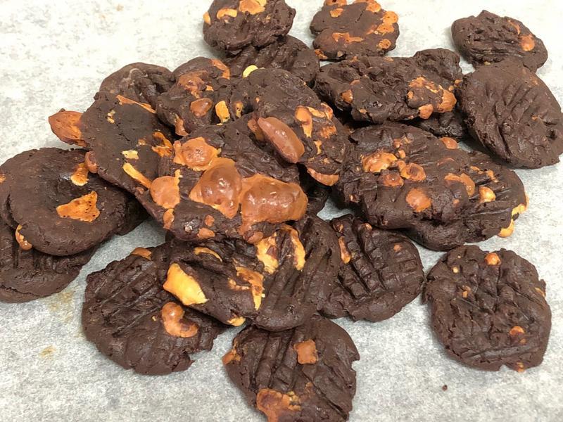 巧克力起司餅乾