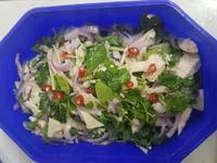 泰式雞絲拌香菜