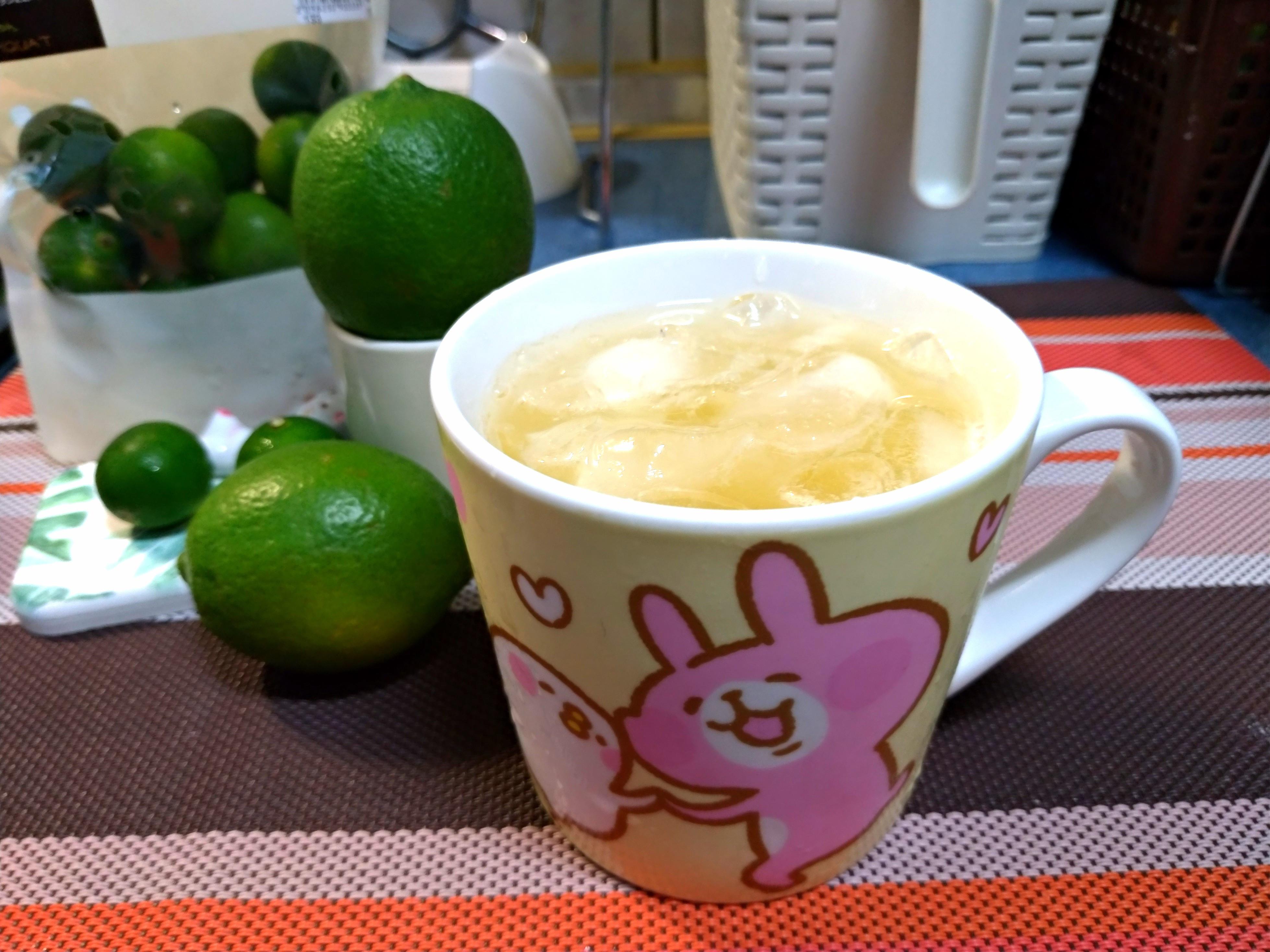 手榨金桔檸檬汁