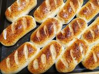 帕瑪森起司火腿麵包