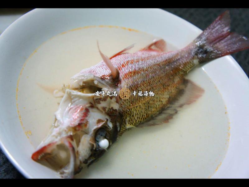 【幸福海物】赤筆仔薑絲清湯