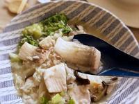 虱目魚鹹粥 (露營OK)