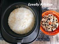 【一鍋兩享】糙米白飯+蕈菇豆豉雞