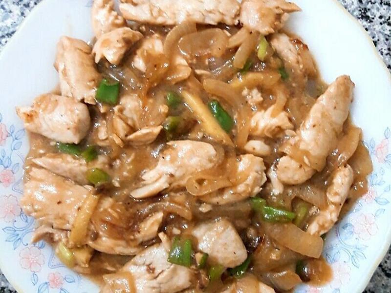 醬燒虱目魚柳條